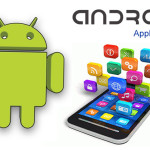 Les applications Androïd