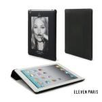 Etui Housse noir Eleven Paris pour Apple iPad 2/3/4
