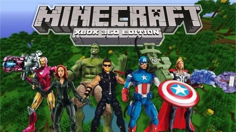 minecraft-marvel-skin-pack