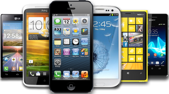 smartphone-collection
